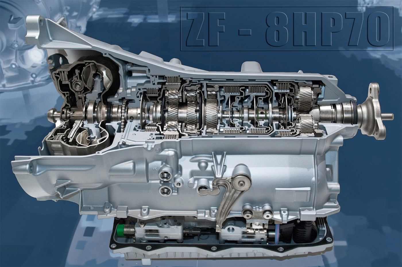 BMW ZF 6HP/8HP Transmission Swap Matching » Bimmerscan