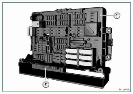 BMW Junction Box (JBE) » Bimmerscan