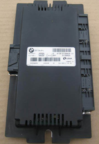 BMW Footwell Module (FRM) » Bimmerscan
